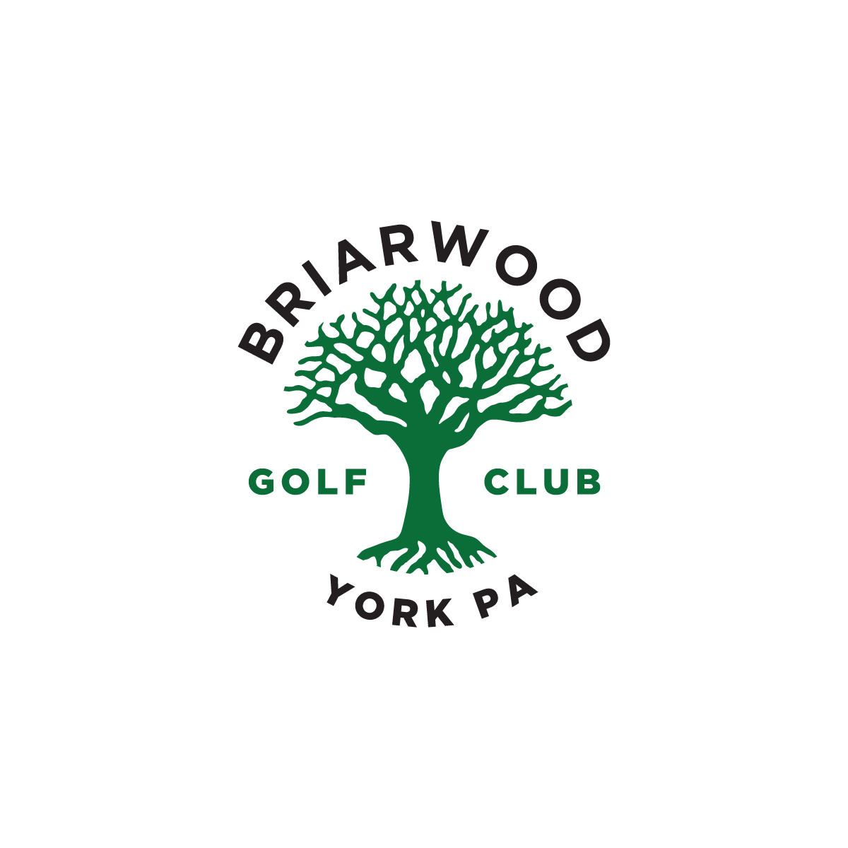 Briarwood Golf Club Logo